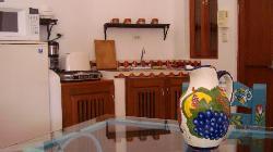 cuisine de la suite exitic