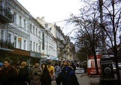 Tarasa Shevchenko Boulevard