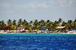 Saona Island-snorkel tour