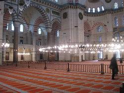 Mezquita de Suleiman o Mezquita de Süleymaniye