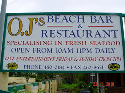OJ's Bar & Restaurant