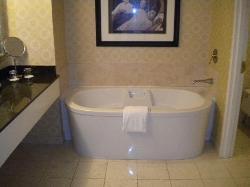 Bathtub at Planet Hollywood