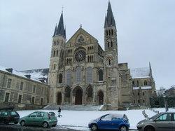 Basilique Saint-Rémy