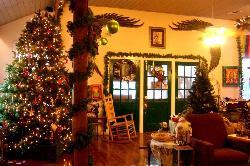 The Lodge Christmas Tree