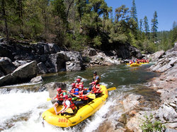 OARS California Rafting