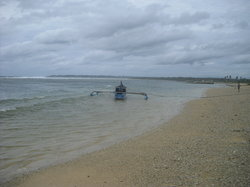 Ujung Genteng Beach