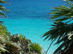 Vue sur la playa paraiso