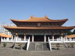 孔庙忠烈祠