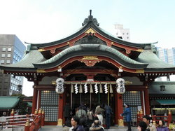Suitengu Shrine