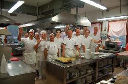 staff di cucina