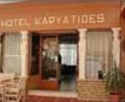 ホテル カリアティダス