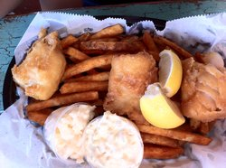 Vedu's Fish and Burger Shack