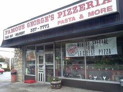 Famous George's Pizzaria