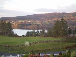 Lough Eske at Arches outside Donegal Town, Ireland