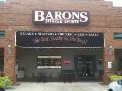 Barons Steaks & Spirits