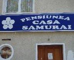 Pensiunea Casa Samurai