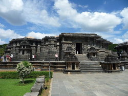 Halebidu Temple