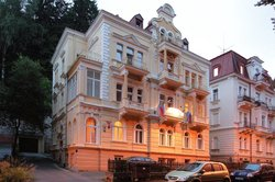 Hotel Villa Gloria Marienbad