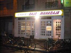 Le Palais de Raja Maharaja