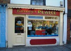 Barney's Plaice