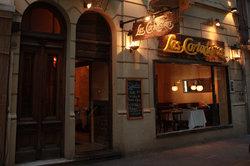 Las Cortaderas Restaurant