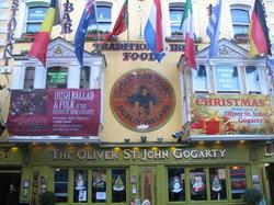 Oliver St. John Gogarty's Pub