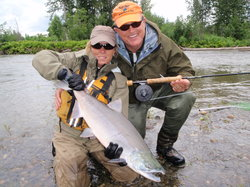 Alaska Fishing Lodge - Wilderness Place Lodge