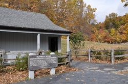 Humpback Rocks Visitor Center and Mountain Farm