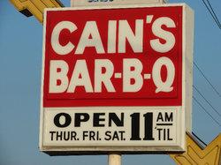 Cain's Bar-B-Q