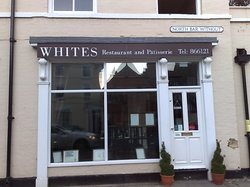 ‪Whites Restaurant and Patisserie‬