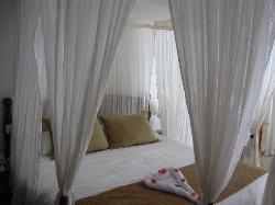 Bed in the Casita