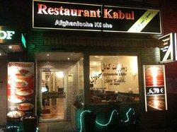 Kabul-Afghanische Spezialitaten