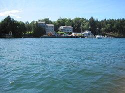Quahog Bay Inn in Harpswell, Maine