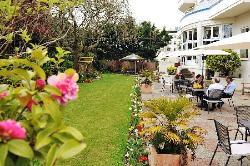 The Queens Hotel Garden