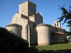 Germigny-des-Pres Oratory