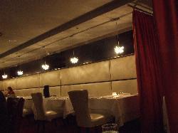 AG Restaurant Seating