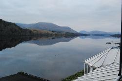 Loch Awe - Portsonachan Hotel