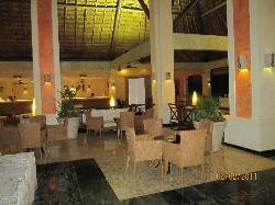 White Sands Lobby