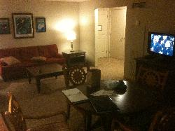 Part of my Suite that I was upgraded to with no charge