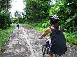 Bali Emerald Cycling