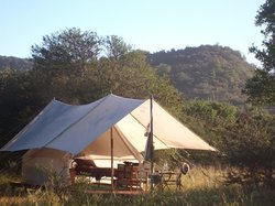 Amakhala Quatermain's Camp