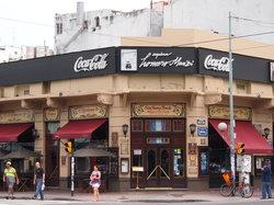 Homero Manzi corner