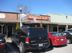 Irondale Cafe - Original Whistle Stop
