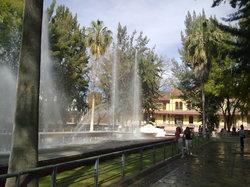 Parque Tres Centurias