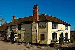 The George and Dragon at Swallowfield