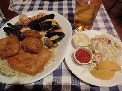 Tony's Fish & Oyster Cafe