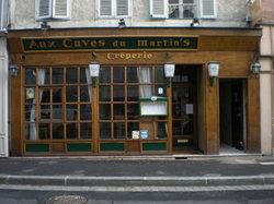 Aux Caves du Martin's