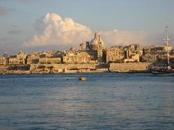 looking acros to valletta from silema (29781830)