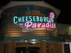Cheeseburger In Paradise Bar and Grill