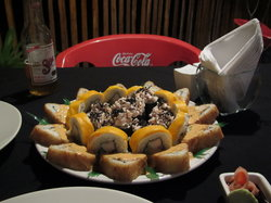 Pura Vida Sushi & roots bar